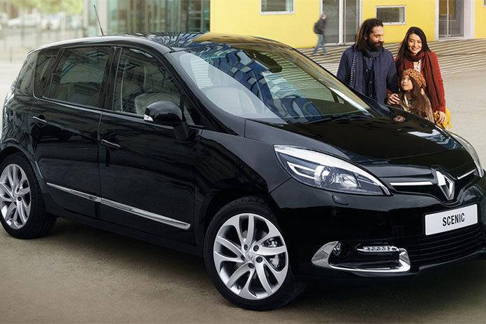 Renault Scenic, czyli komfortowe auto dla rodziny