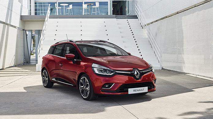 Renault Clio Grandtour – czyli: kombi o sportowej duszy