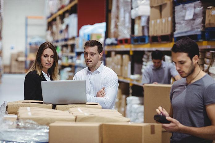 Poprawa ergonomii pracy pracowników spedycji w firmach transportowych